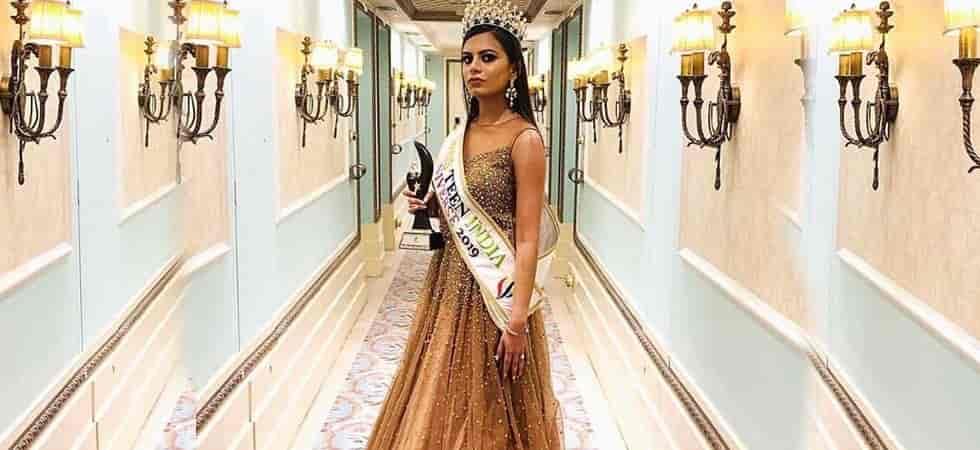 Mumbai girl Apurva Pravin Thakur crowned Miss Teen Universe