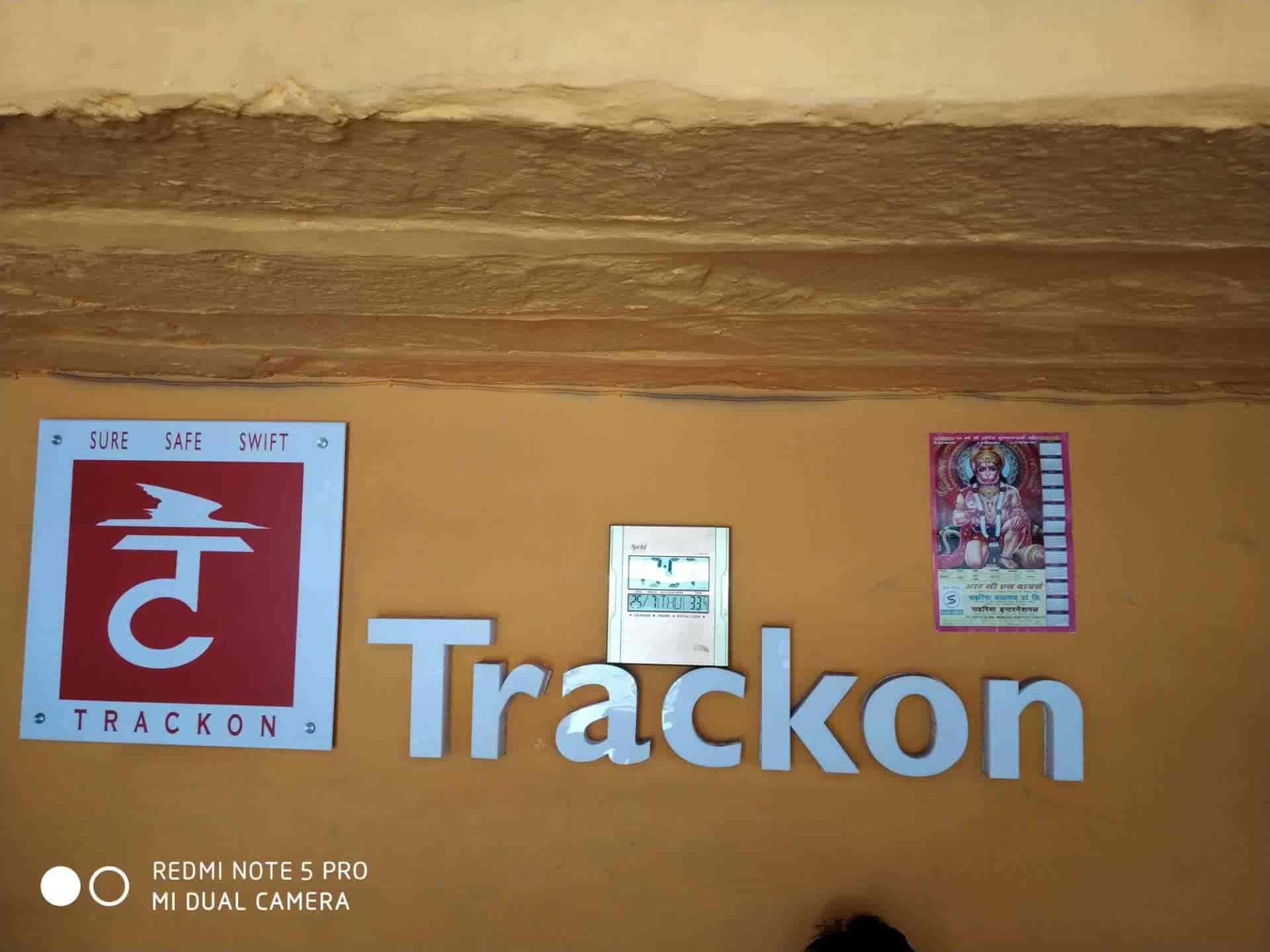 Trackon Courier Pvt  Limited , Basni - Courier Services in
