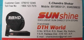 Top Sun Direct Dth Tv Reinstallation Services in Kodur