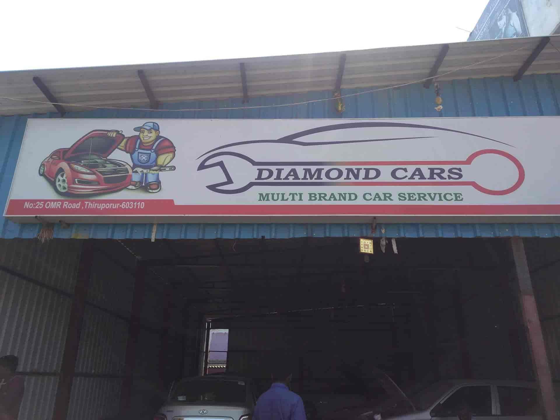 Diamond Cars, Tiruporur - Car Repair & Services in