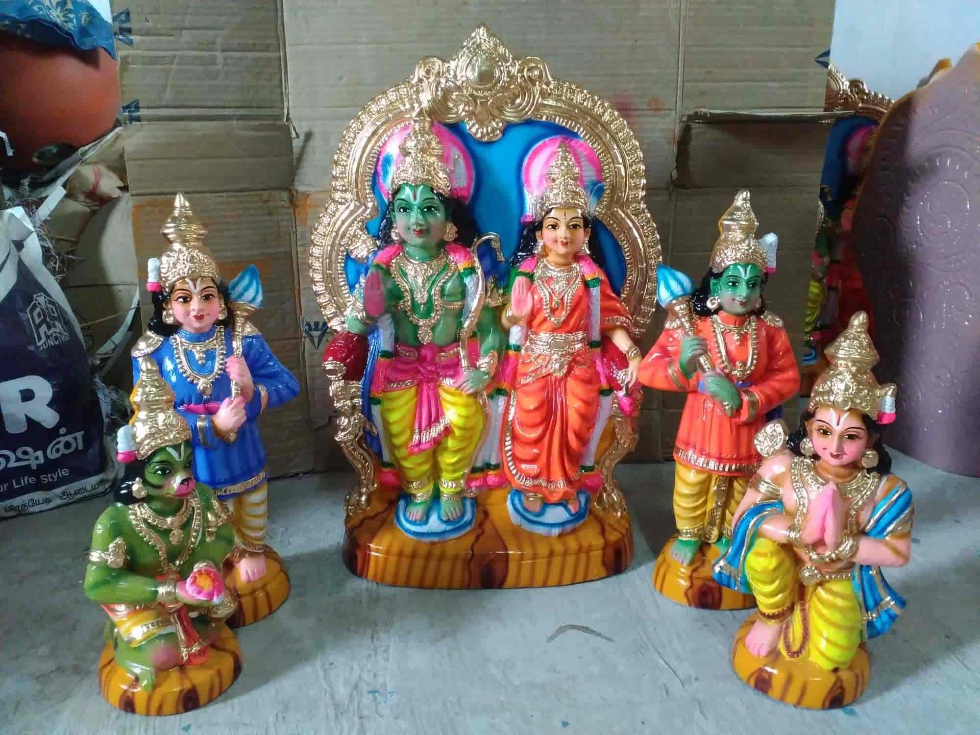 Top Golu Doll Manufacturers in Panruti - Best Navarathri Golu Doll  Manufacturers Kanchipuram - Justdial