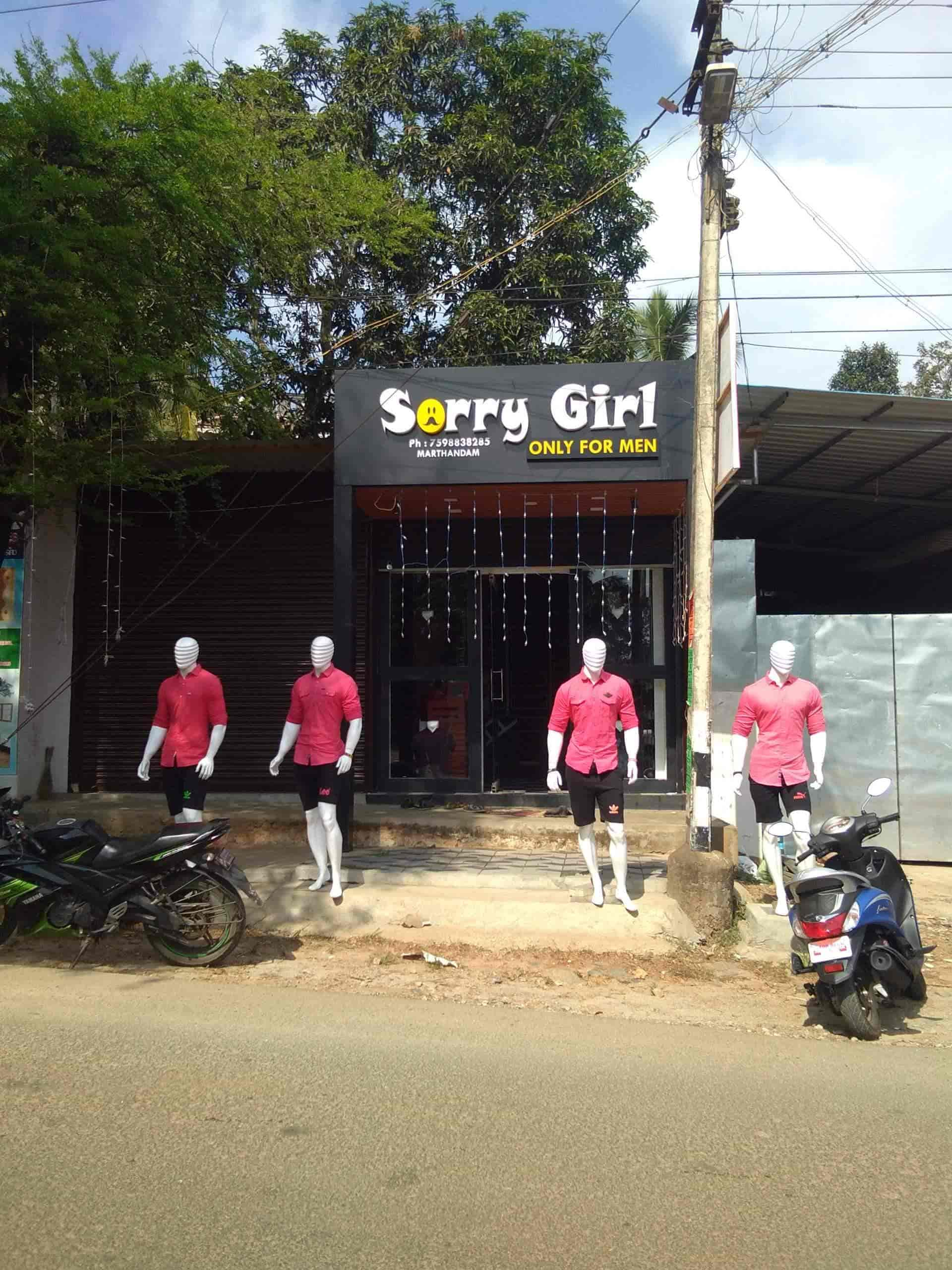 Sorry Girl, Marthandam - Readymade Garment Retailers in