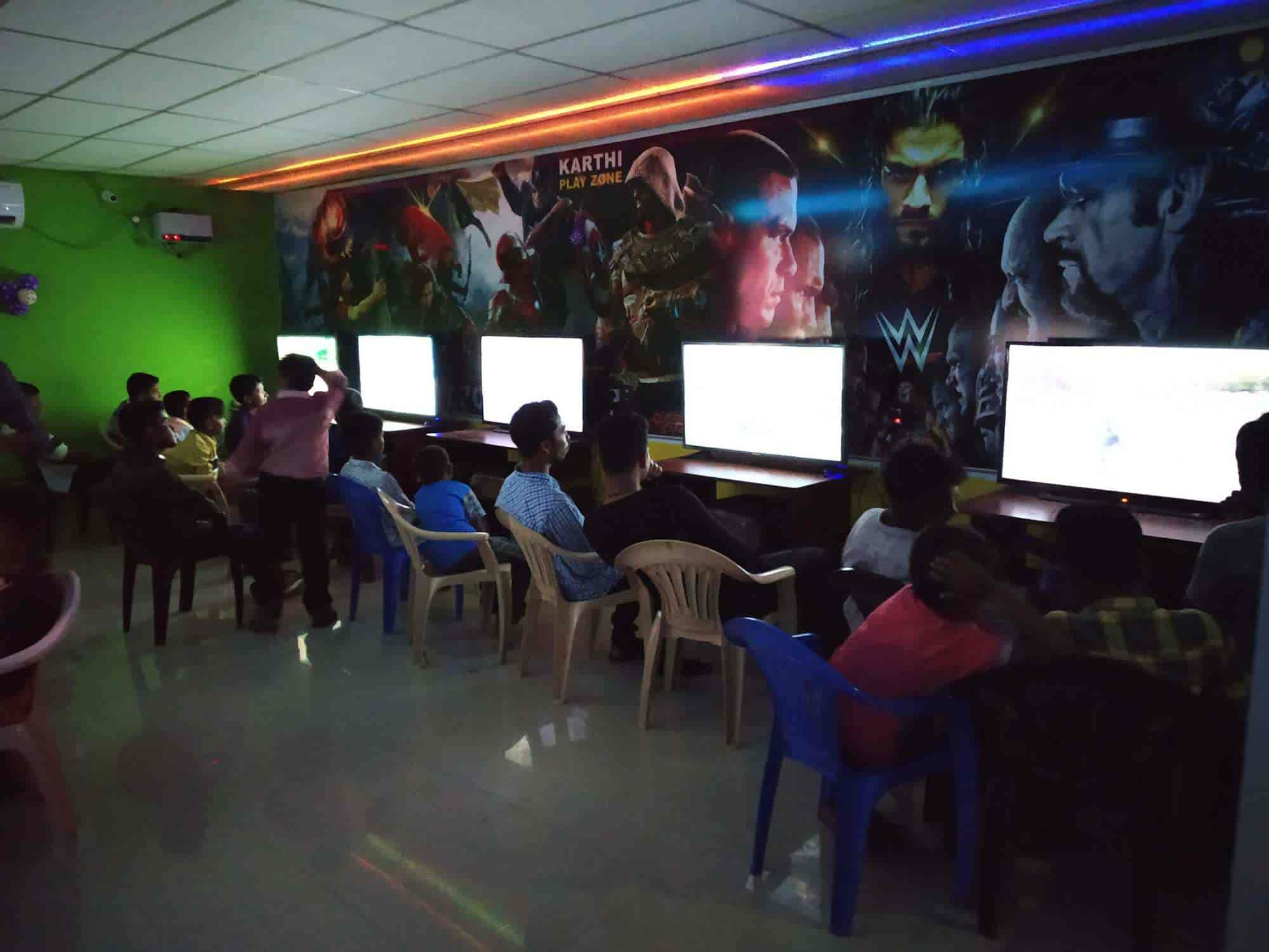 Karthi Playzone, Near to IDBI Bank - Gaming Console Dealers