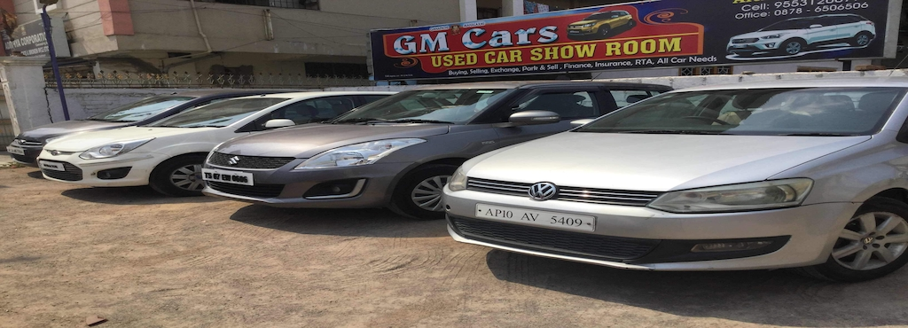 Gm Used Cars Showroom Hyderabad Road Second Hand Car Dealers In