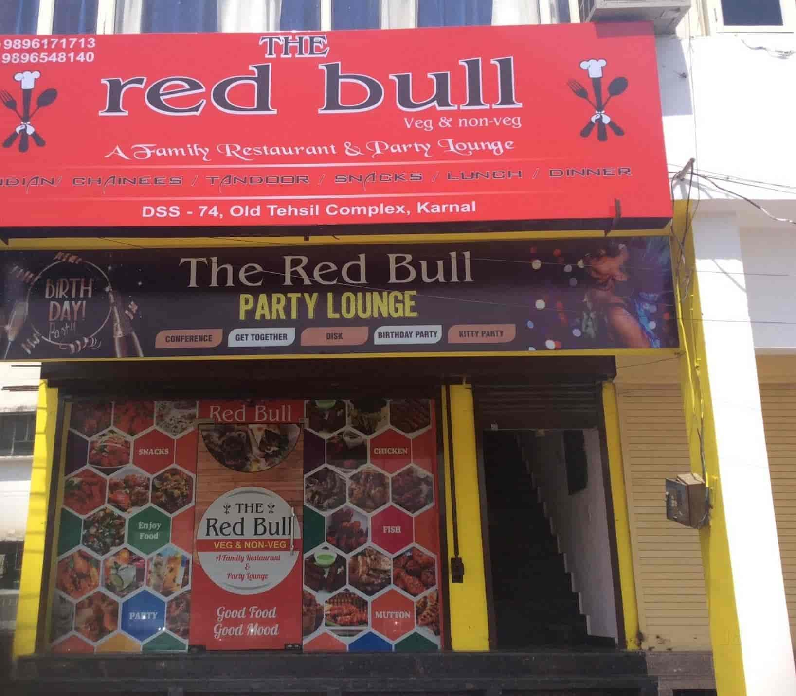 The Red Bull Restaurant & Party Lawn, Opp Hdfc Bank, Karnal