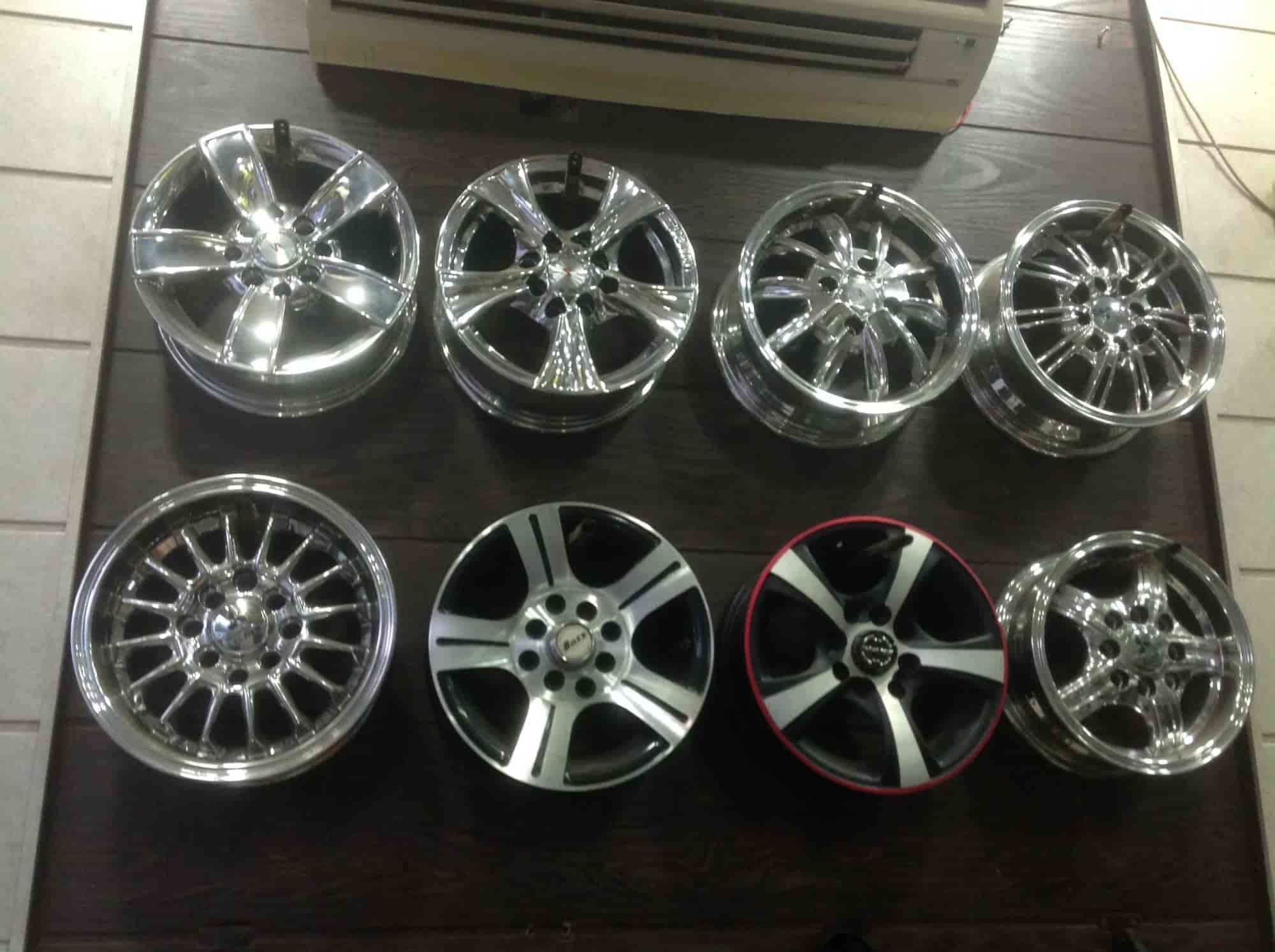 Top Second Hand Alloy Wheel Dealers in Khanna - सेकंड हैंड एलाय व्हील  डीलर्स, खन्ना - Best Second Hand Tyre Rim Dealers - Justdial