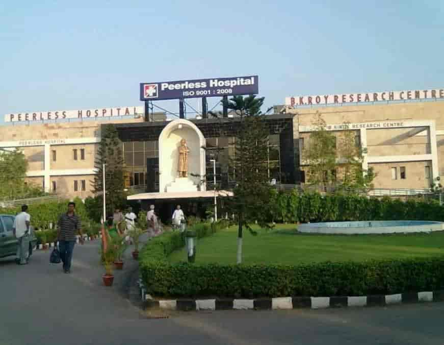 Peerless Hospital & B K Roy Research Centre - Hospitals