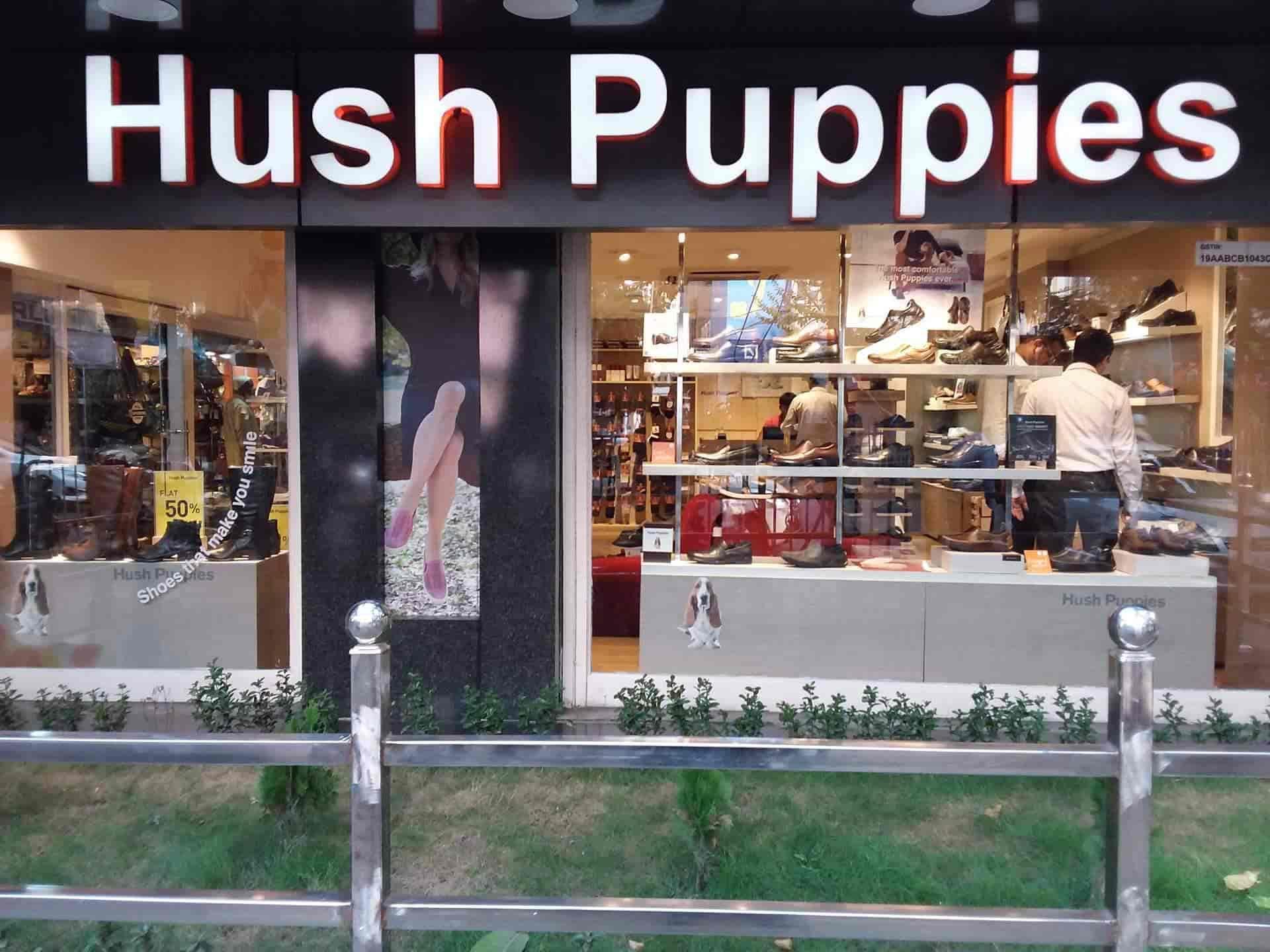 bata hush puppies store