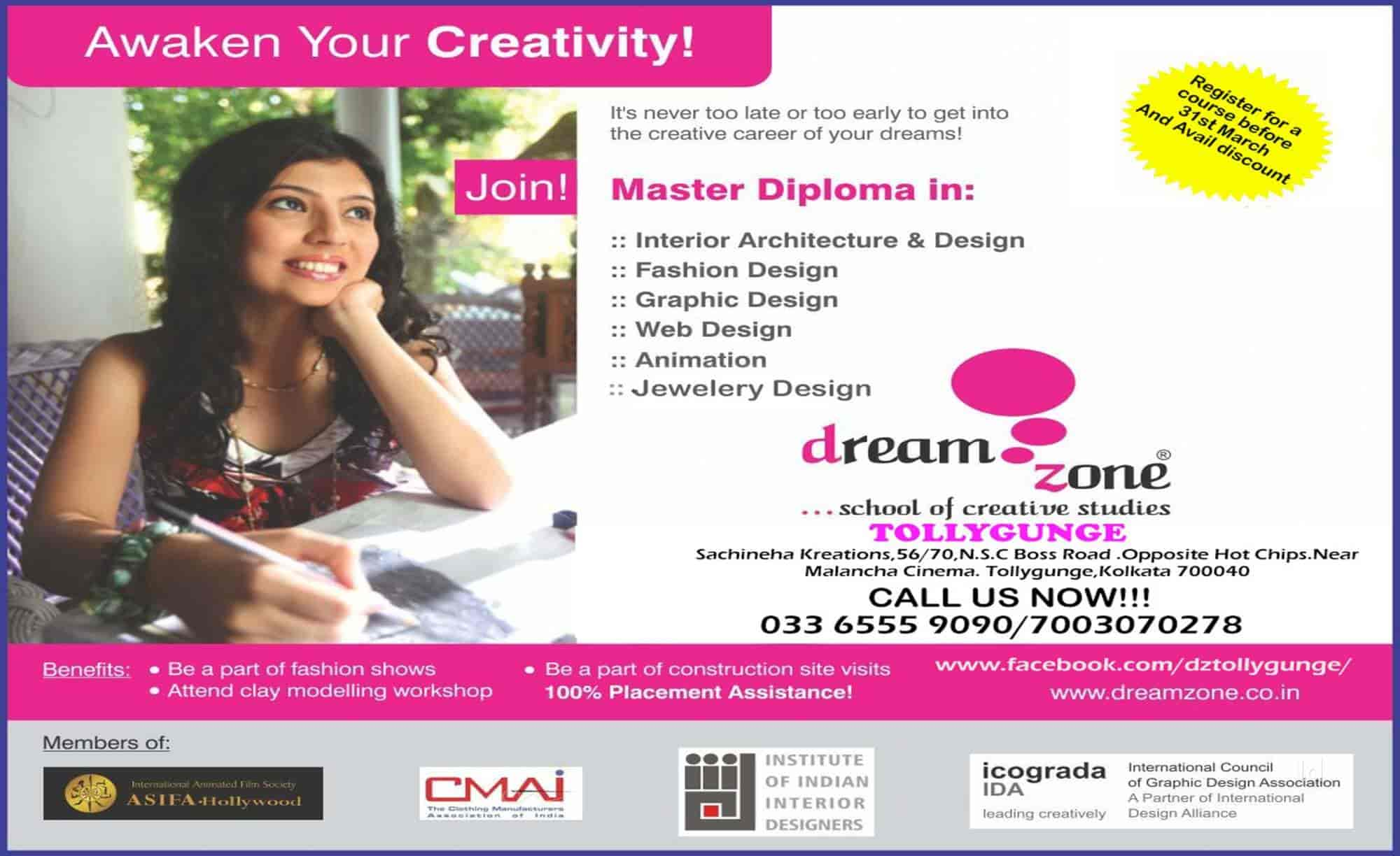 Top 100 Fashion Designing Institutes In Kolkata Best Fashion Designing Colleges Justdial