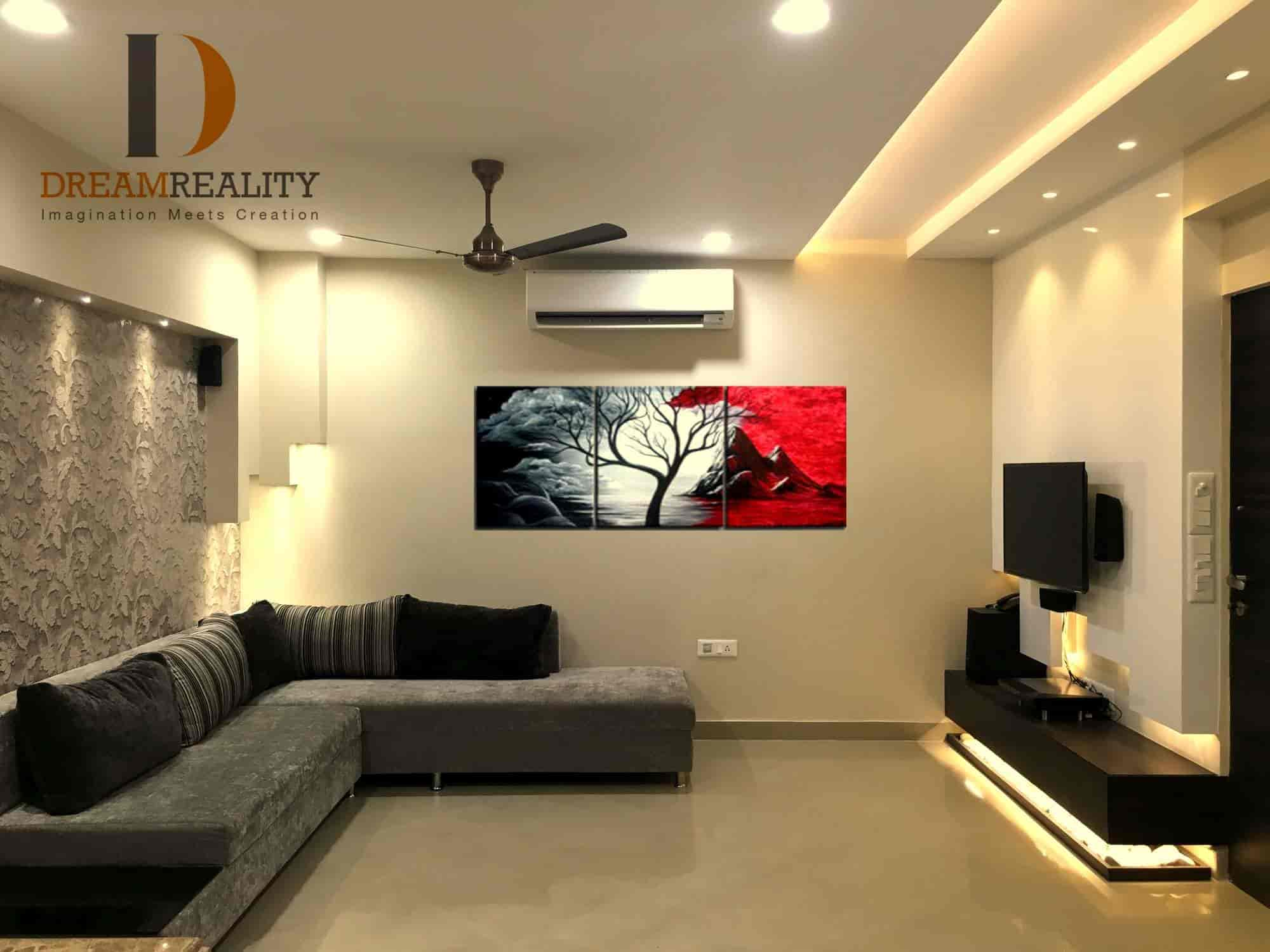 Dream Reality Salt Lake City Sector 2 Interior Designers in