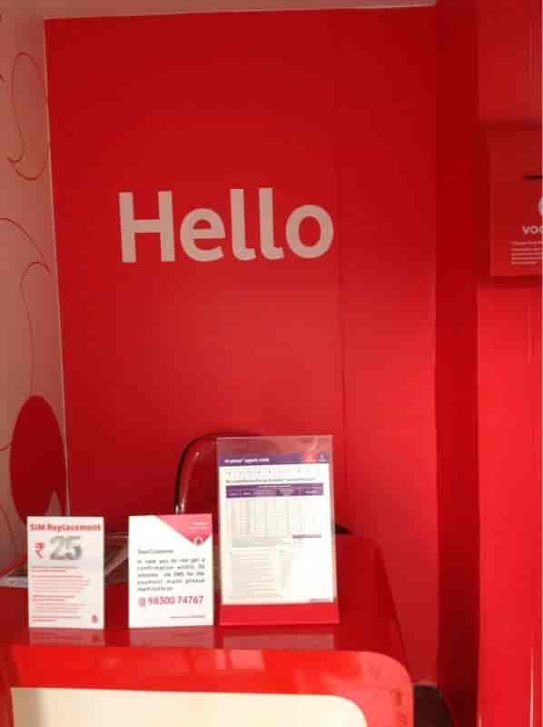 Vodafone Mini Store, Rajpur - Postpaid Mobile Phone Simcard
