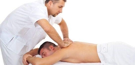 male masseuse for wife