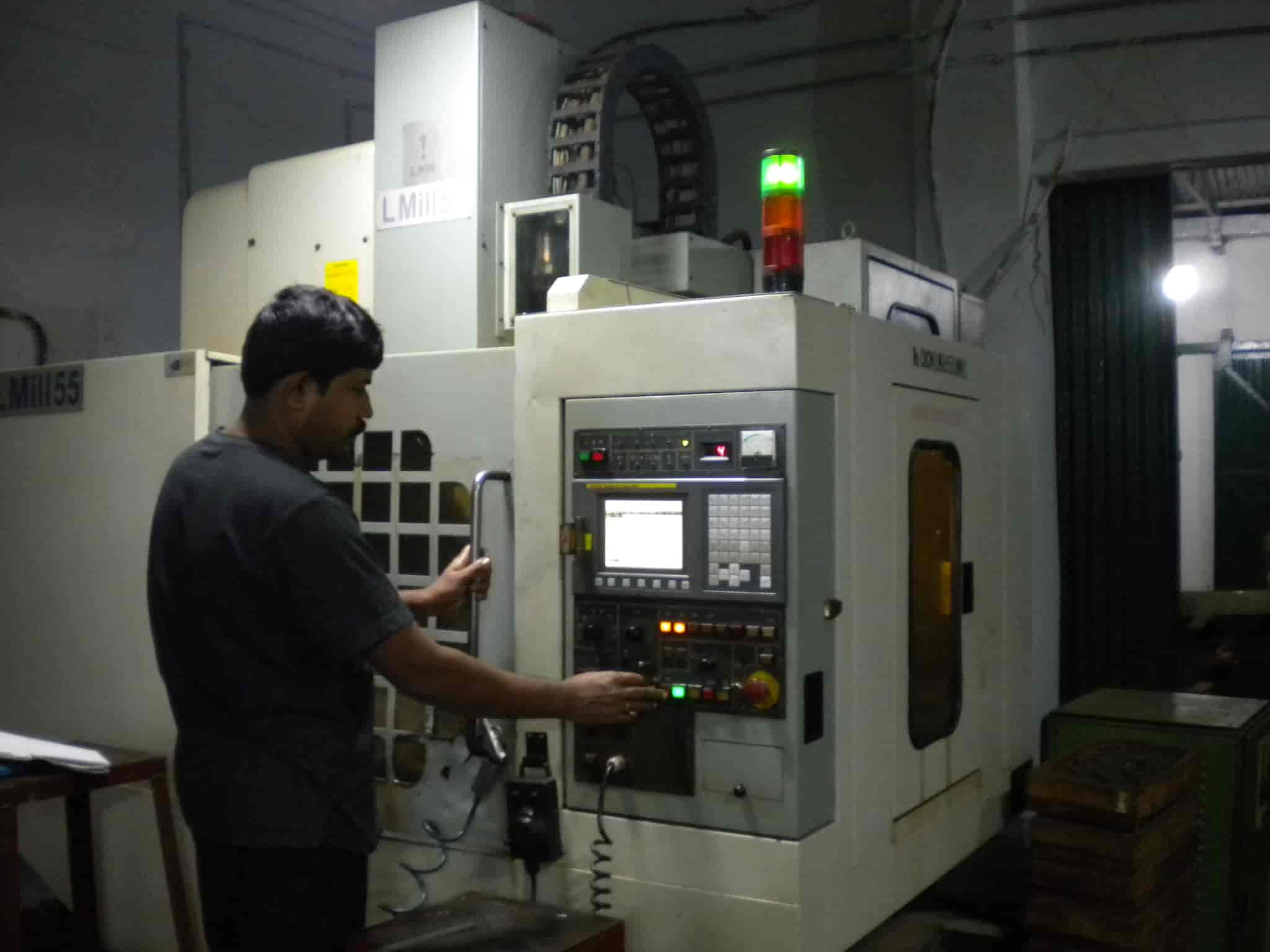 Industrial Spares Manufacturing Company, Tollygunge - CNC