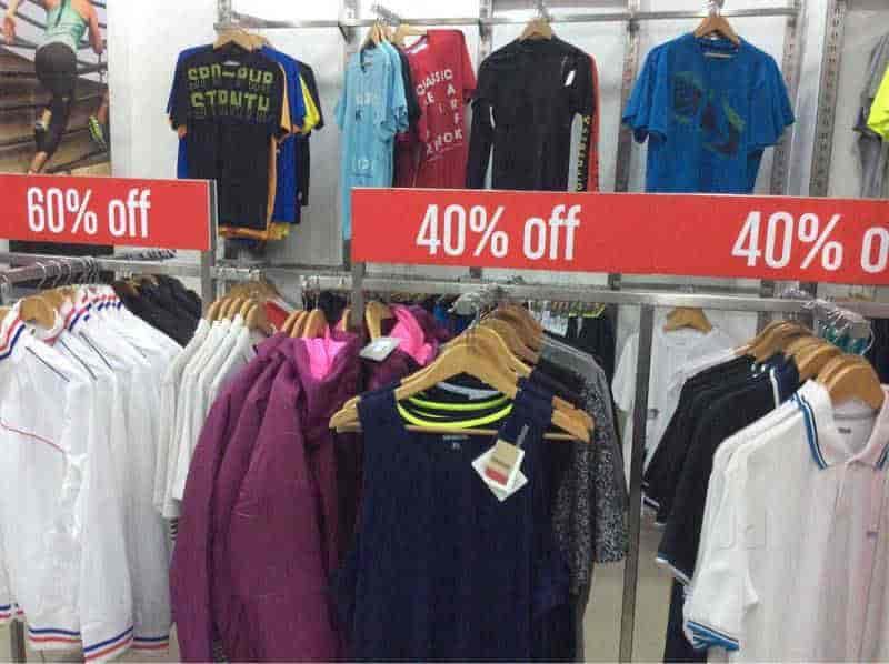 Find list of Reebok Stores in Barasat