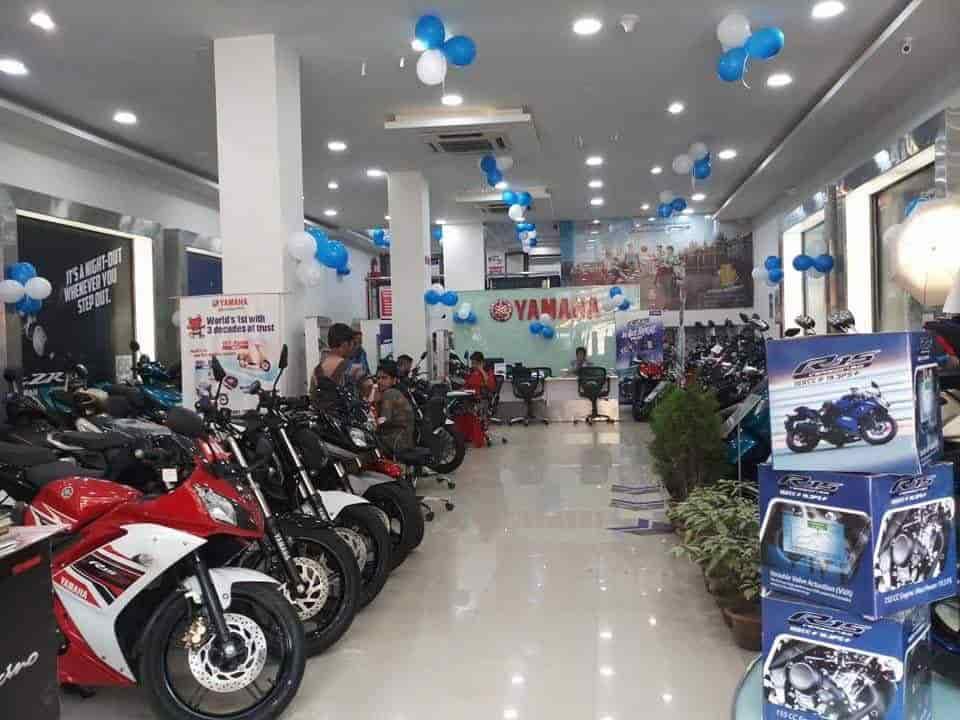 Top Yamaha Motorcycle Showrooms In Tollygunge Kolkata Yamaha