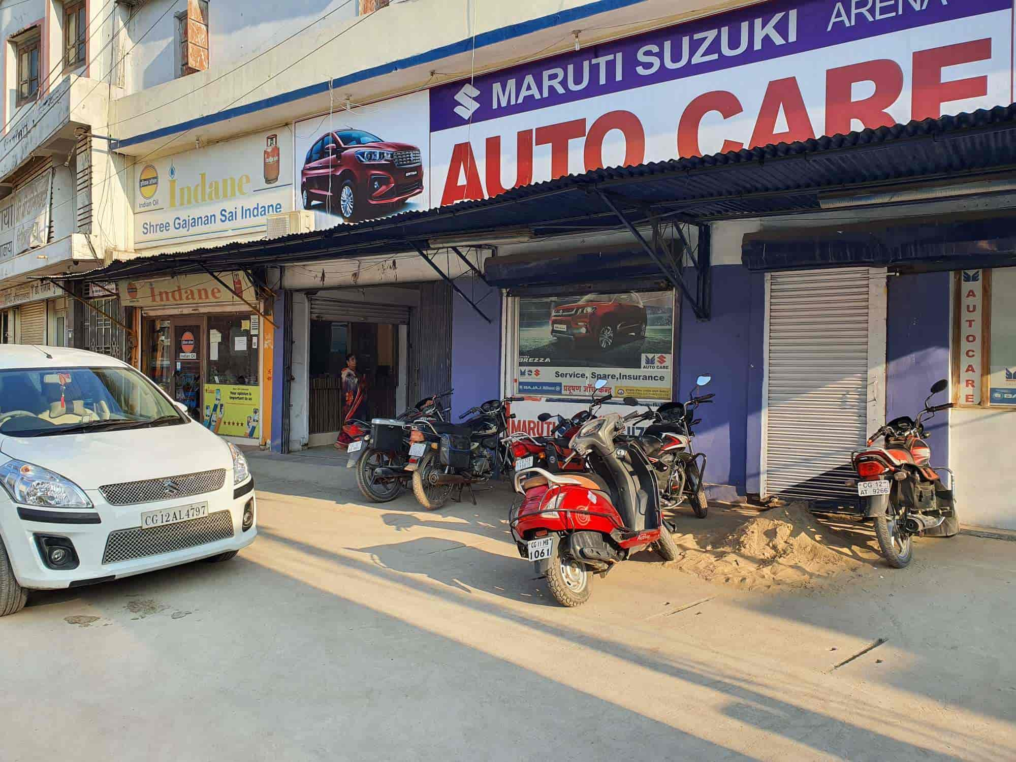 Auto Care Jamnipali Car Repair Services In Korba Justdial