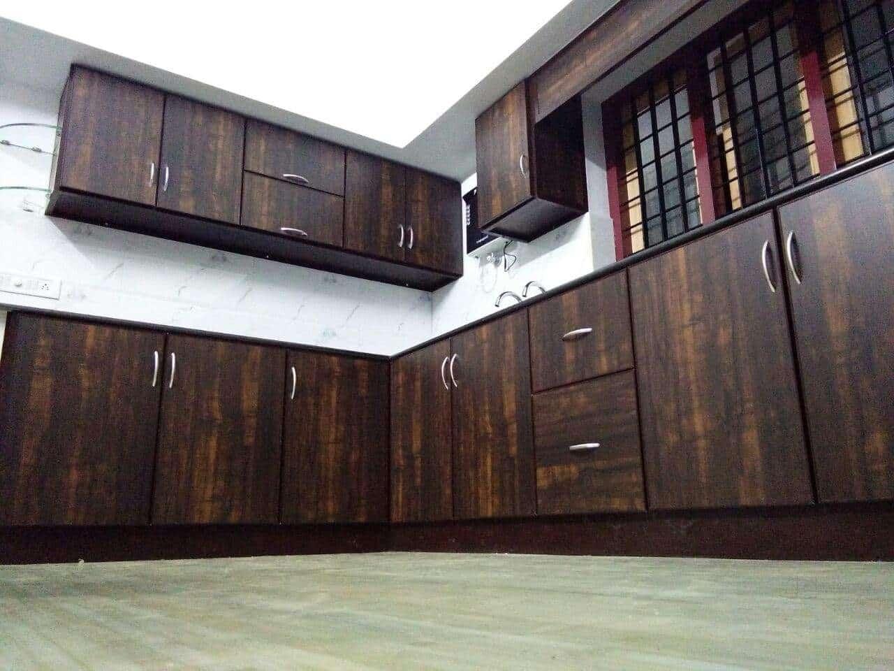 Top Aluminium Kitchen Cabinet Manufacturers In Kottayam