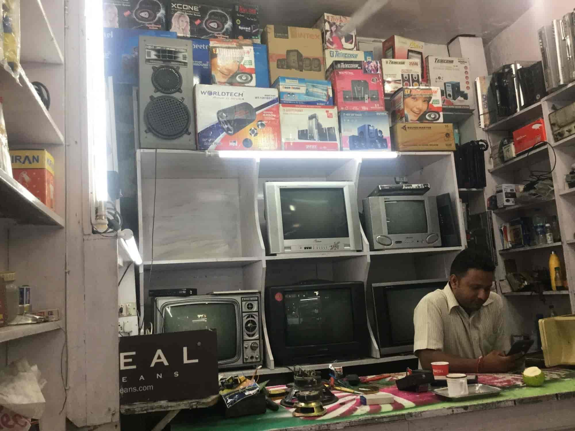 A r c Enterprises, AKHARA BAZAR - TV Repair & Services in