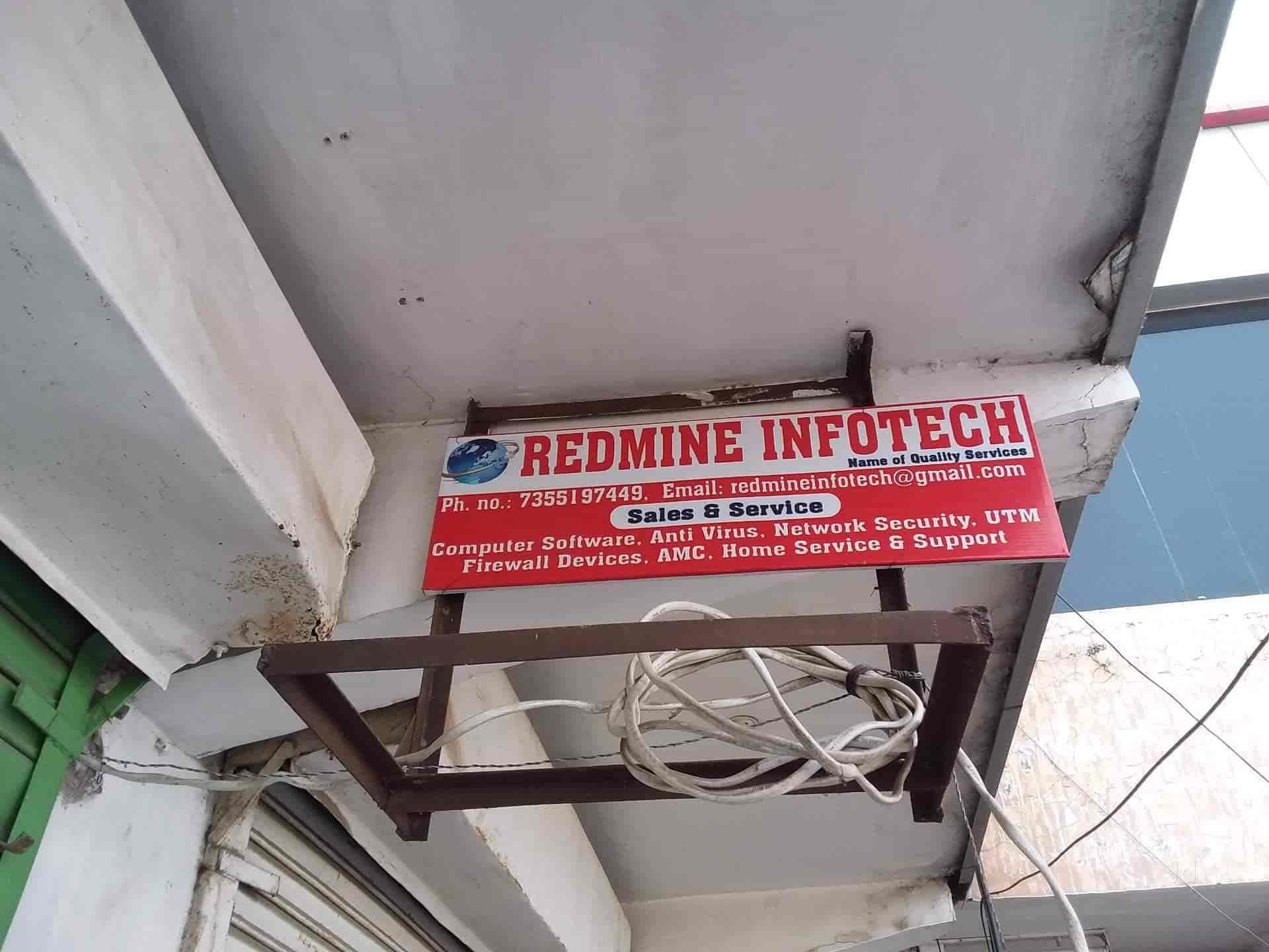 Redmine Infotech, Gomti Nagar - Anti Virus Software Dealers