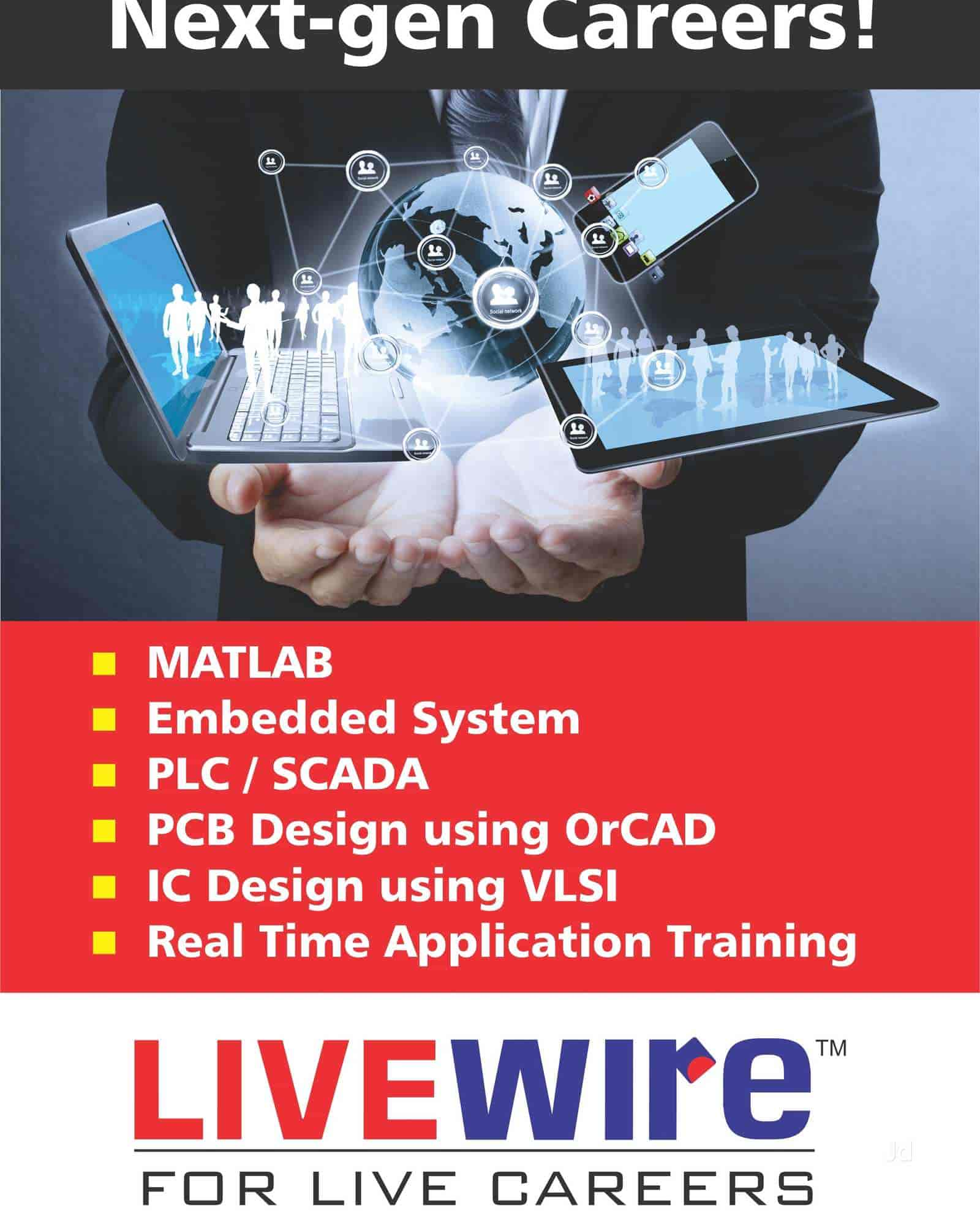 Livewire Training Institute, Ashok Marg - Computer Training