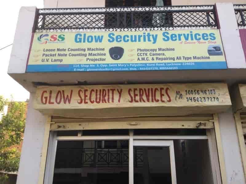 glow security services, Behta Kursi Road - Security Services