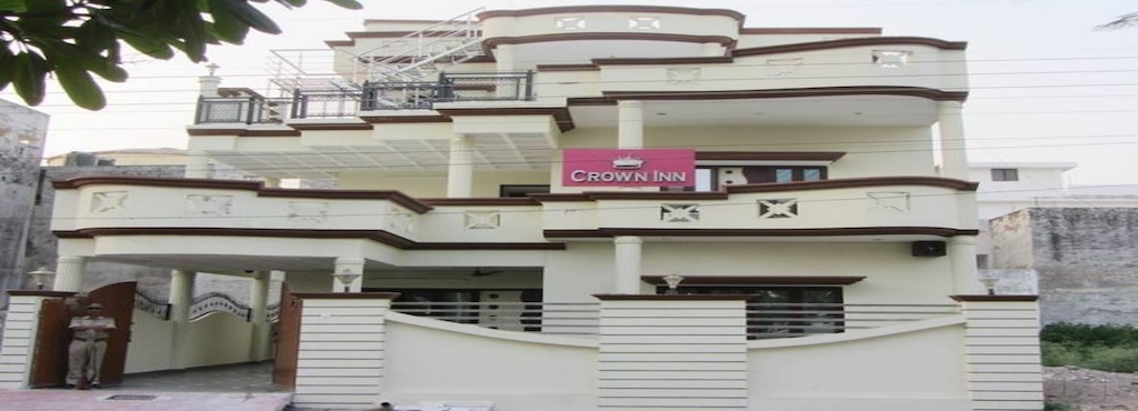 Crown Inn In Gomti Nagar Lucknow Rates Hotel Room Booking Justdial