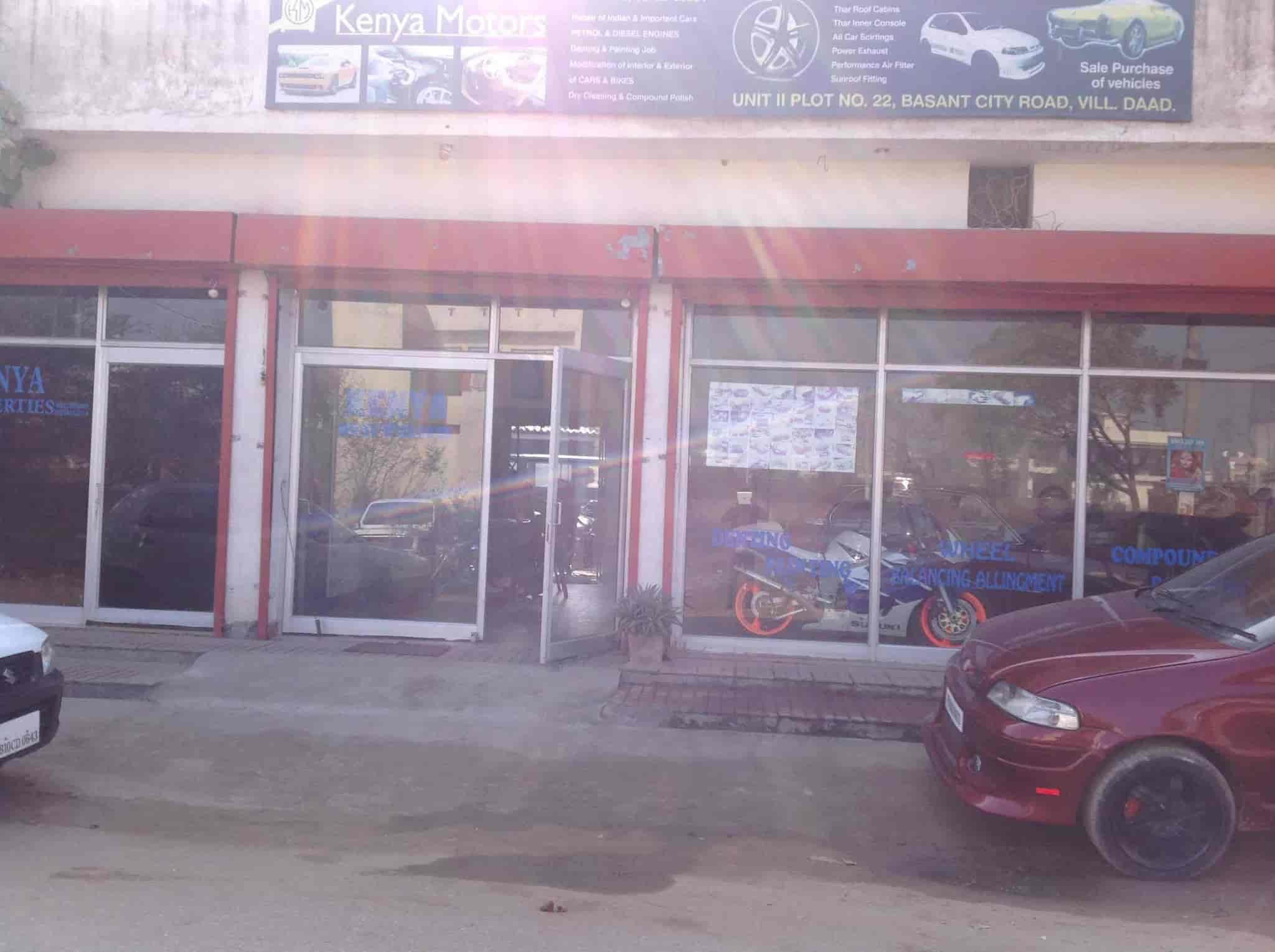 Kenya Motors Lalton Kalan Car Repair Services In Ludhiana