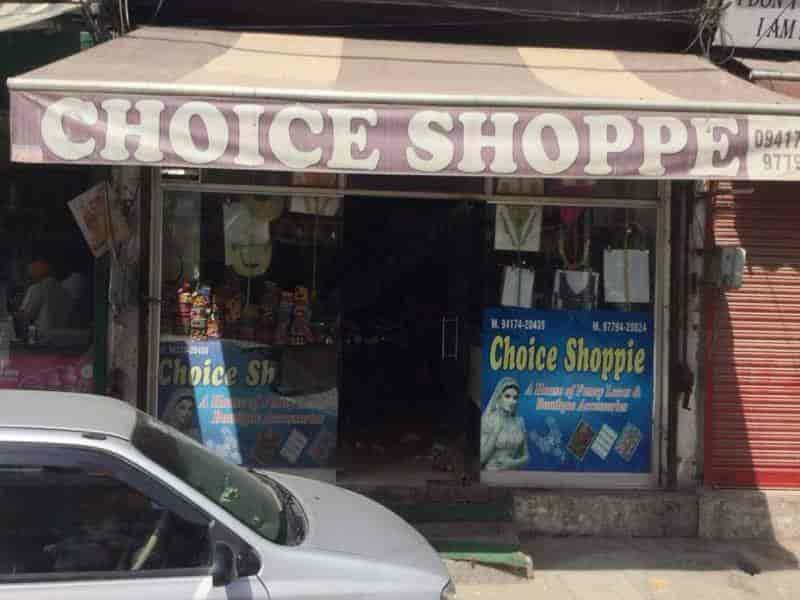 Choice Shopee, Model Town - Women Boutiques in Ludhiana