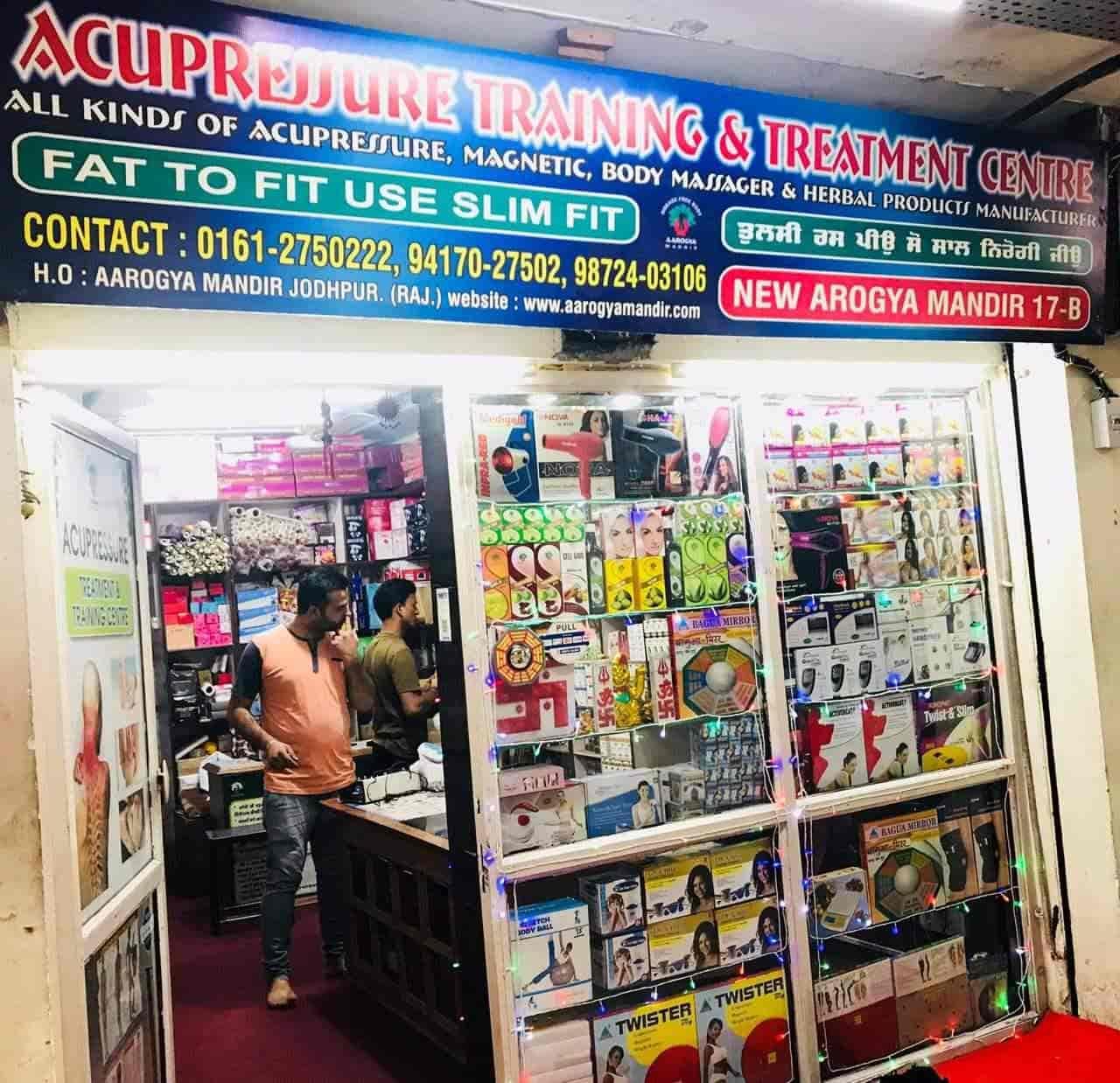 Aarogya Mandir Acupressure Treatment & Training Centre