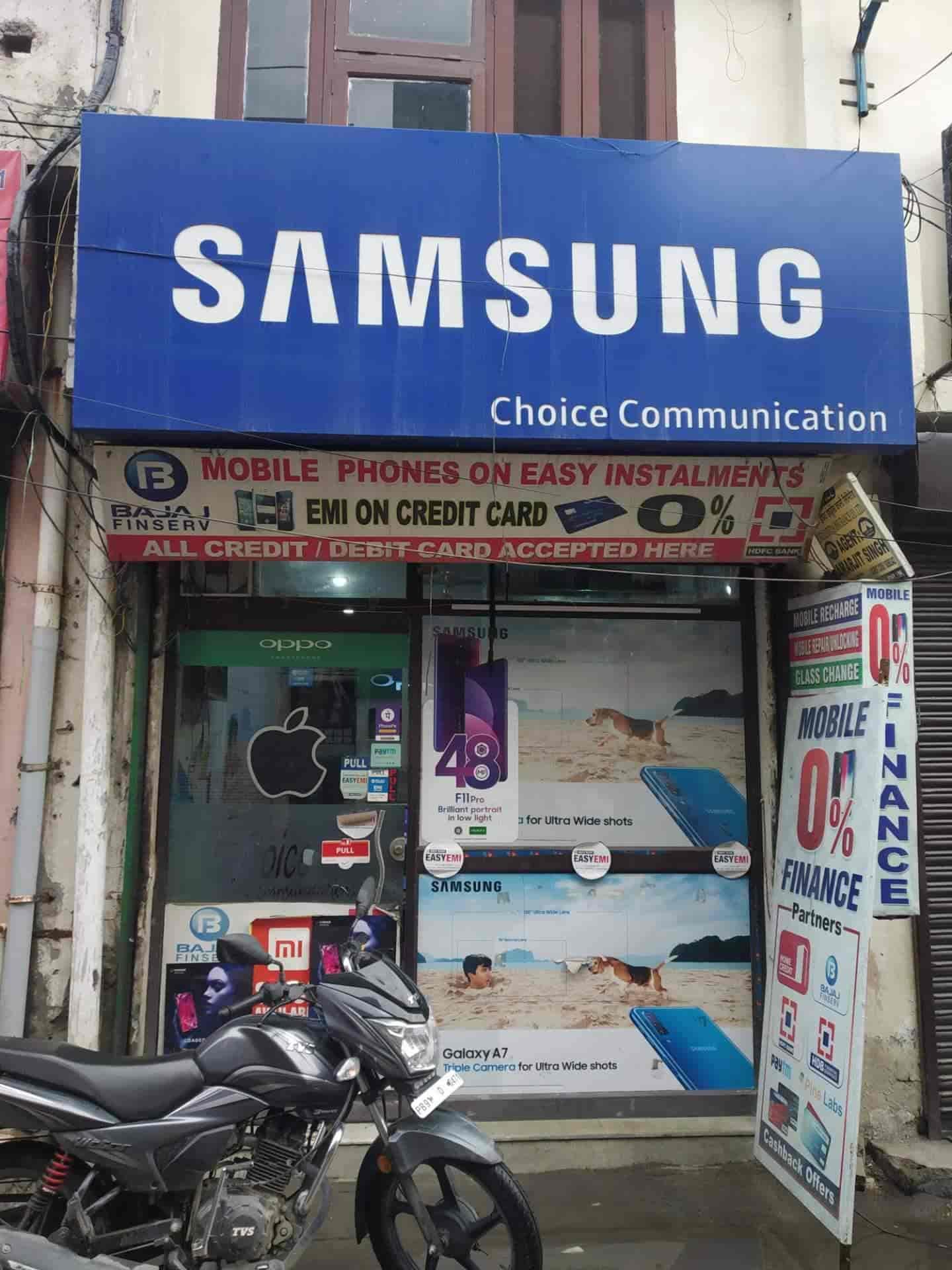 Choice Communication, Haibowal Kalan - Mobile Phone Dealers