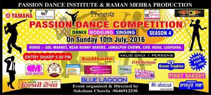 Passion Dance Institute PDI, Jamalpur Colony - Dance Classes