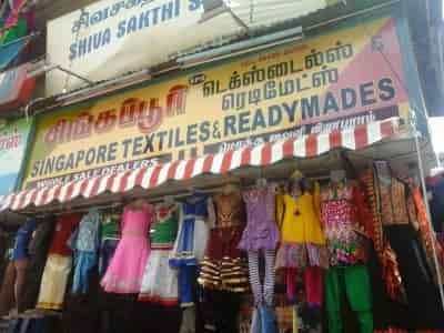 Singapore Textiles & Readymades, Madurai Ho - Readymade