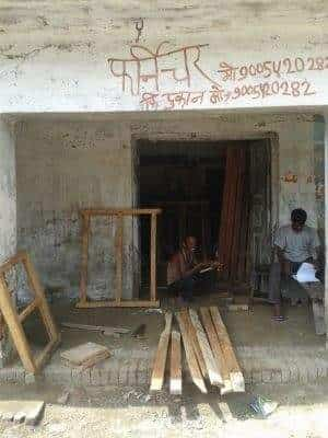 Ghanshyam Wood Furniture, Partawal Bazar Mdg   Furniture Dealers In  Maharajganj   Justdial