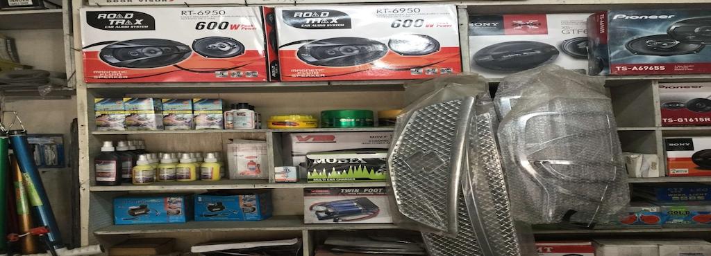 Car Acces - Car Accessory Dealers in Mandi - Justdial