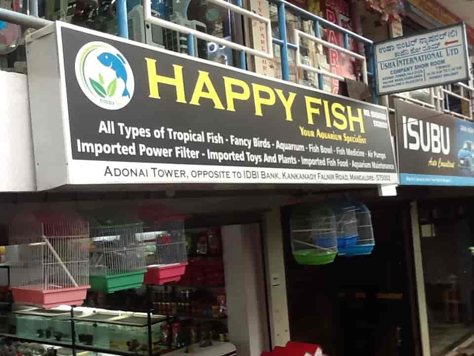 Happy Fish, Falnir Road - Pet Shops in Mangalore - Justdial