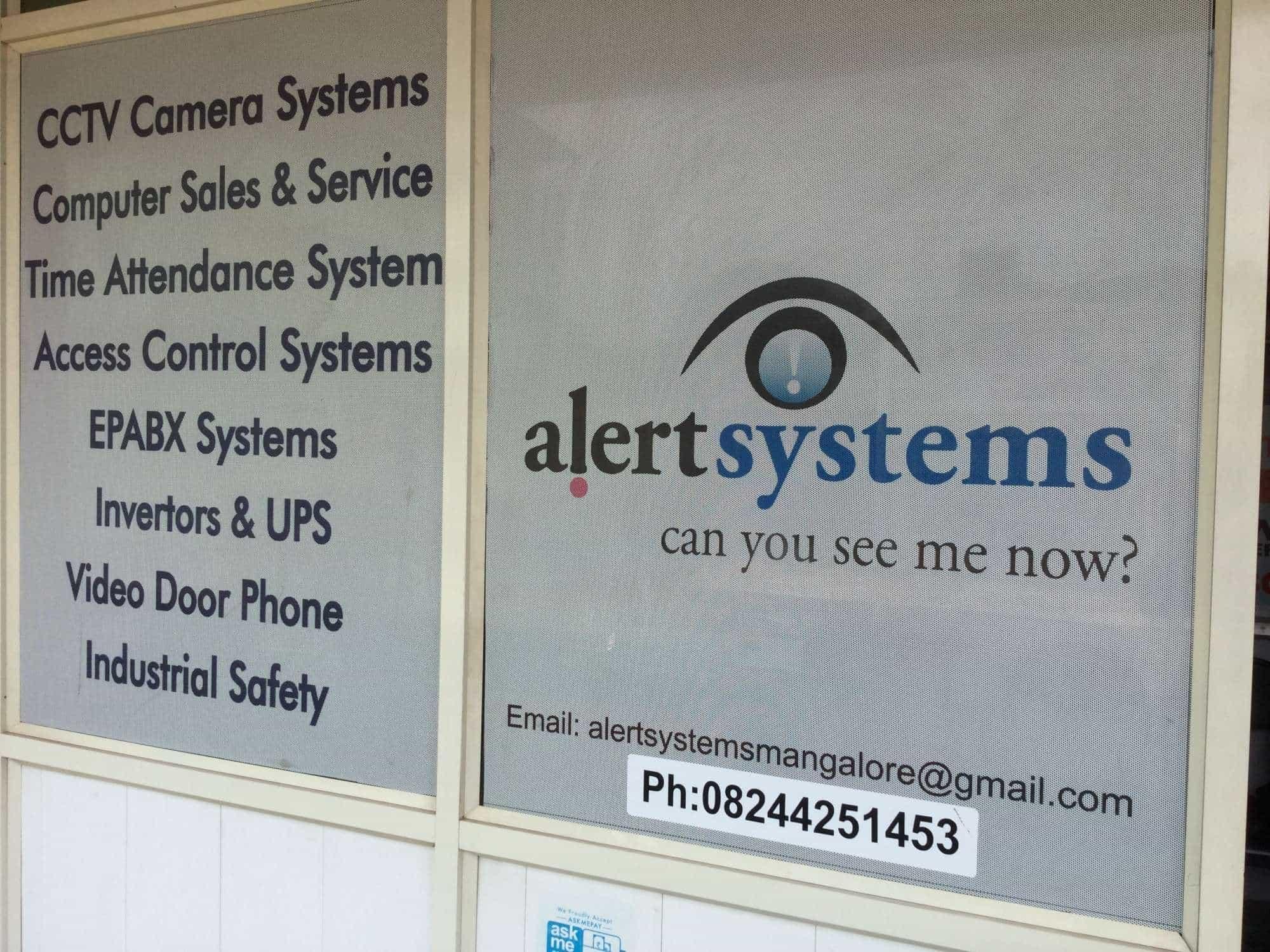 Alert Systems, Bunder - CCTV Dealers in Mangalore - Justdial