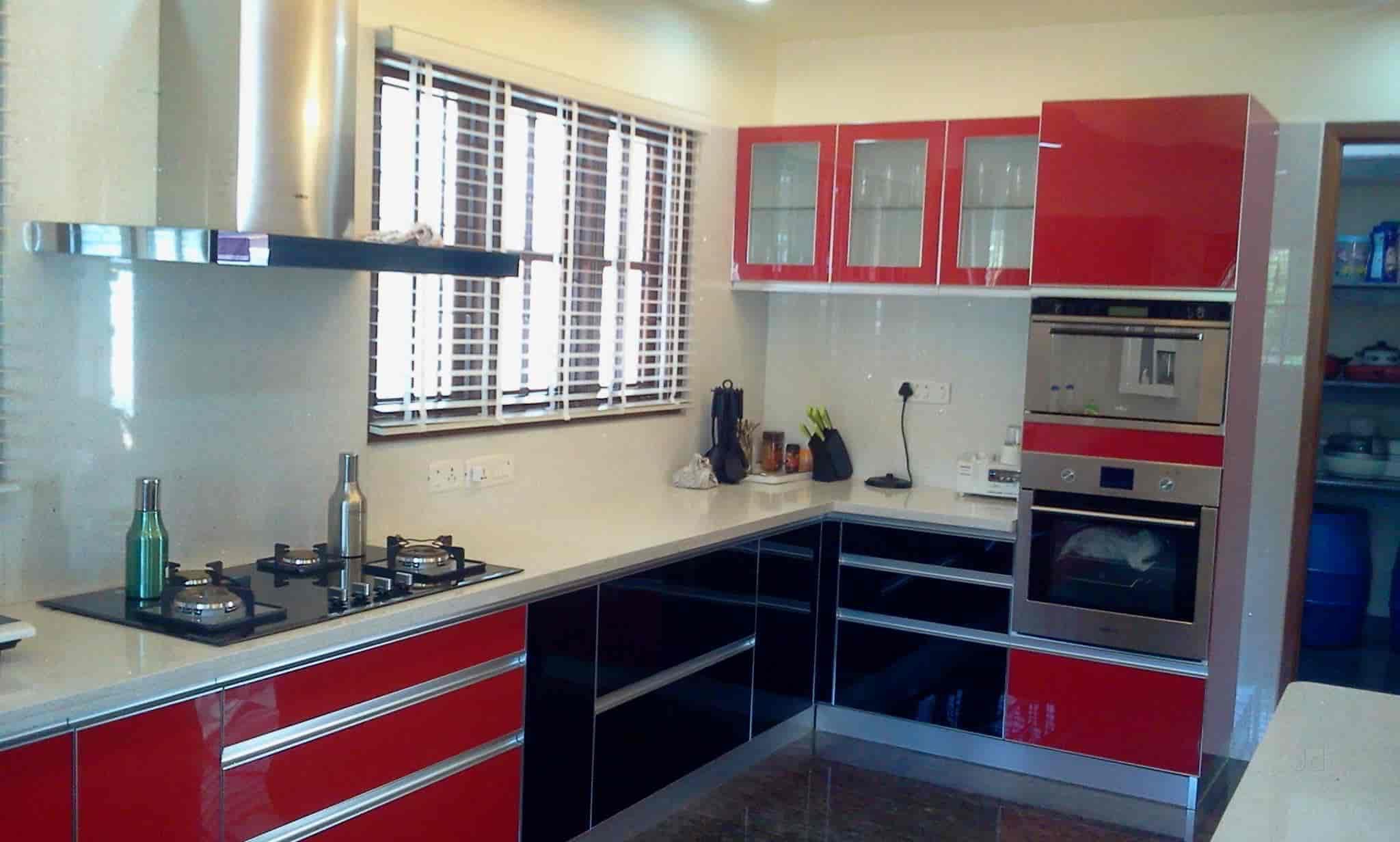 Global Kitchens Pumpwell Modular Kitchen Dealers in Mangalore