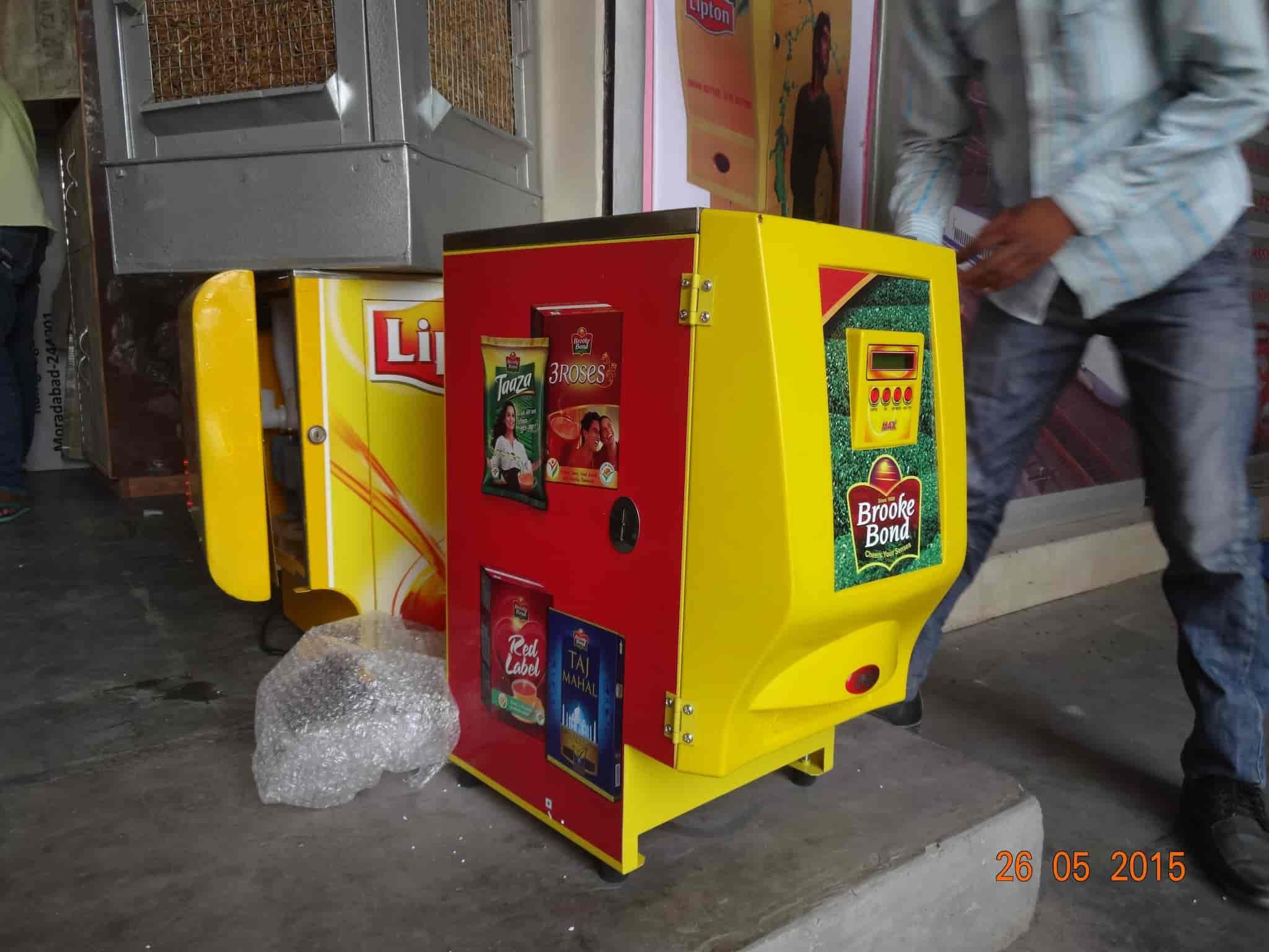 Lipton Tea Coffee Vending Solution Ram Ganga Vihar Phase 2 Machine Dealers In Moradabad Justdial