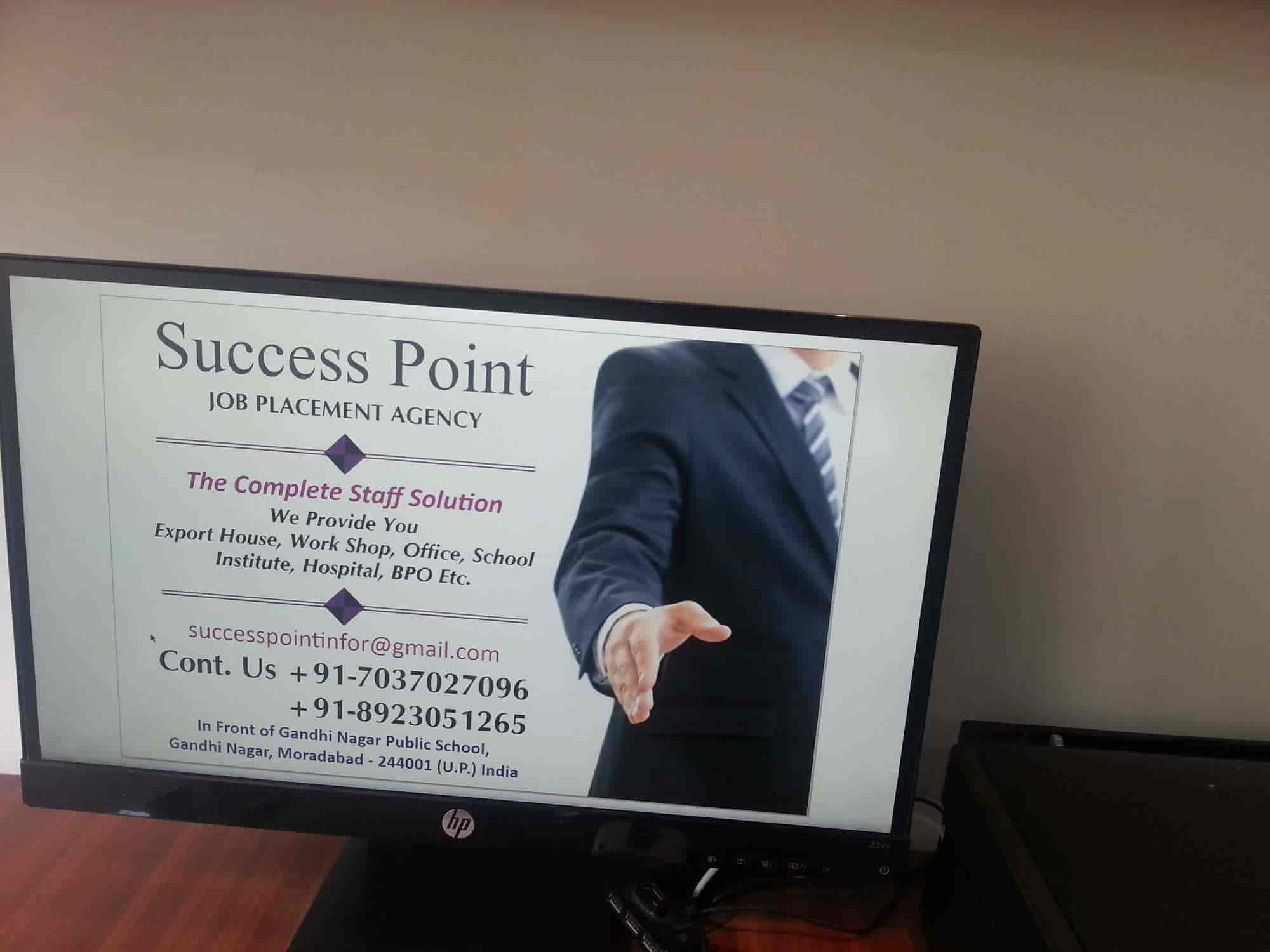 Success Point, Gandhi Nagar Public School - Placement