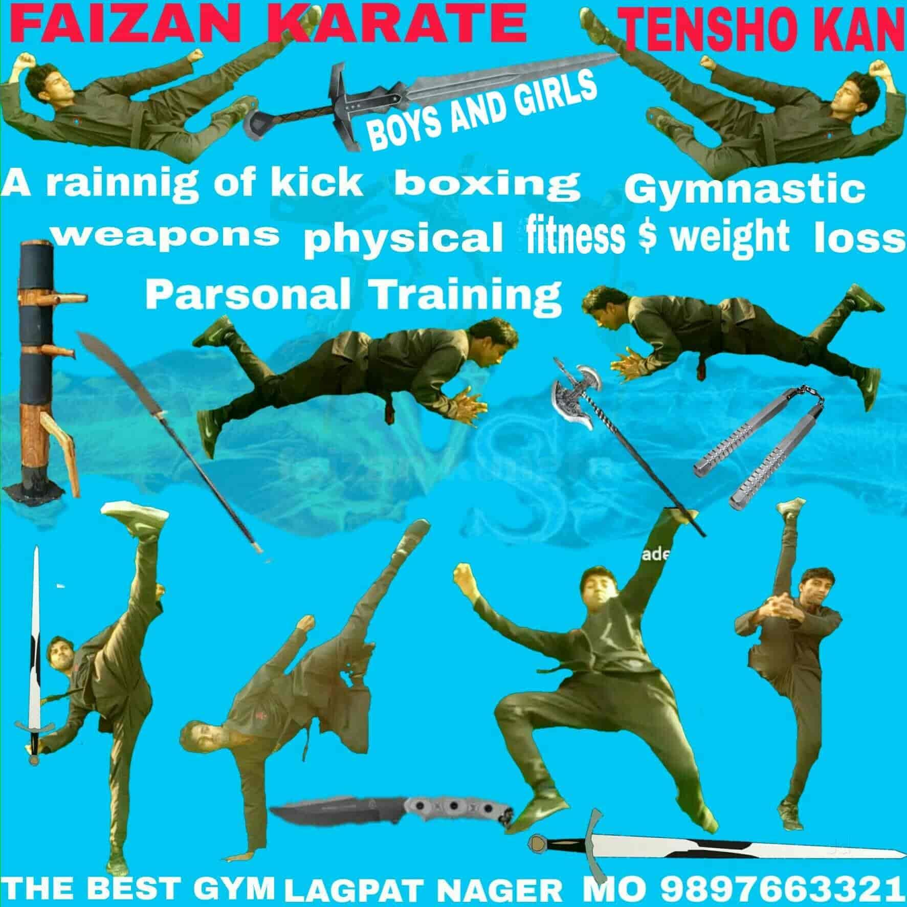 Faizan Martial Art Class, Budh Bazar - Martial Art Training