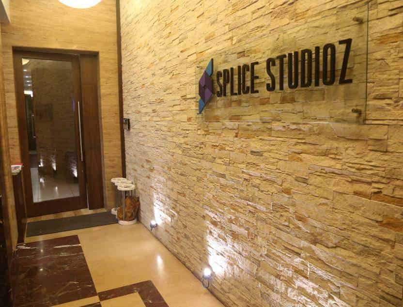 Entrance View   Splice Studioz Photos, Khar West, Mumbai   Dubbing Studios  · Inside ...
