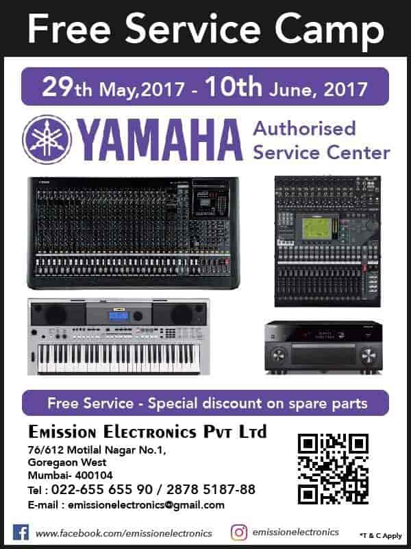 Emission Electronics Pvt Ltd, Goregaon West - Projector