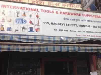 International Tools & Hardware Suppliers, Nagdevi - Hardware