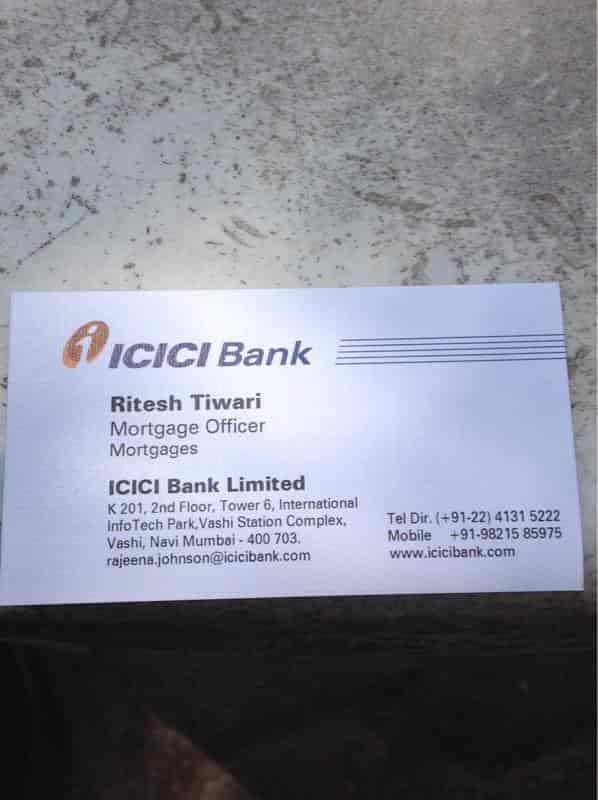 ICICI BANK (MORTGAGE LOAN ), Vashi - Home Loans in Navi