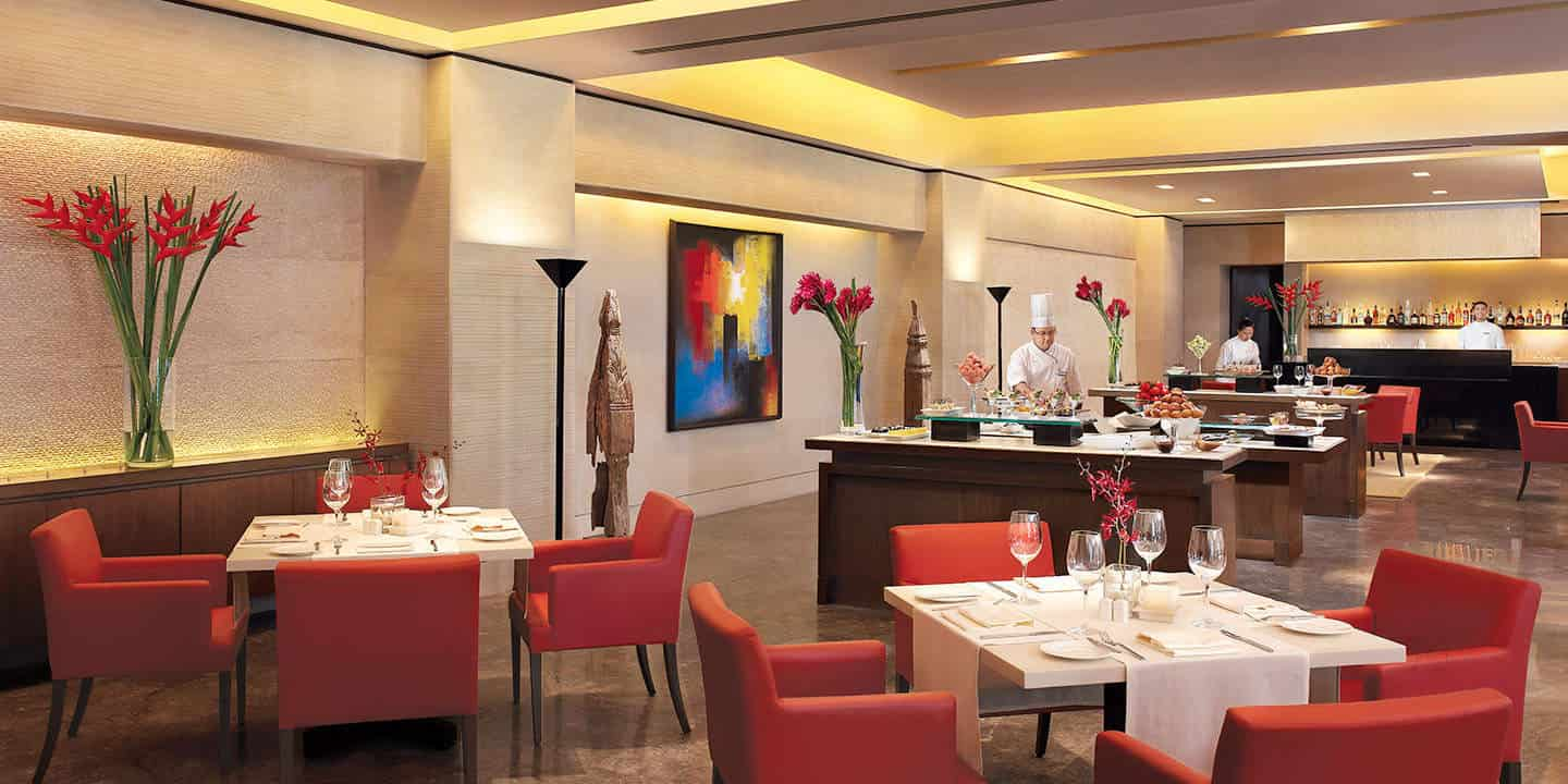 Fenix the oberoi hotel nariman point mumbai continental pan asian european japanese north indian italian cuisine restaurant justdial