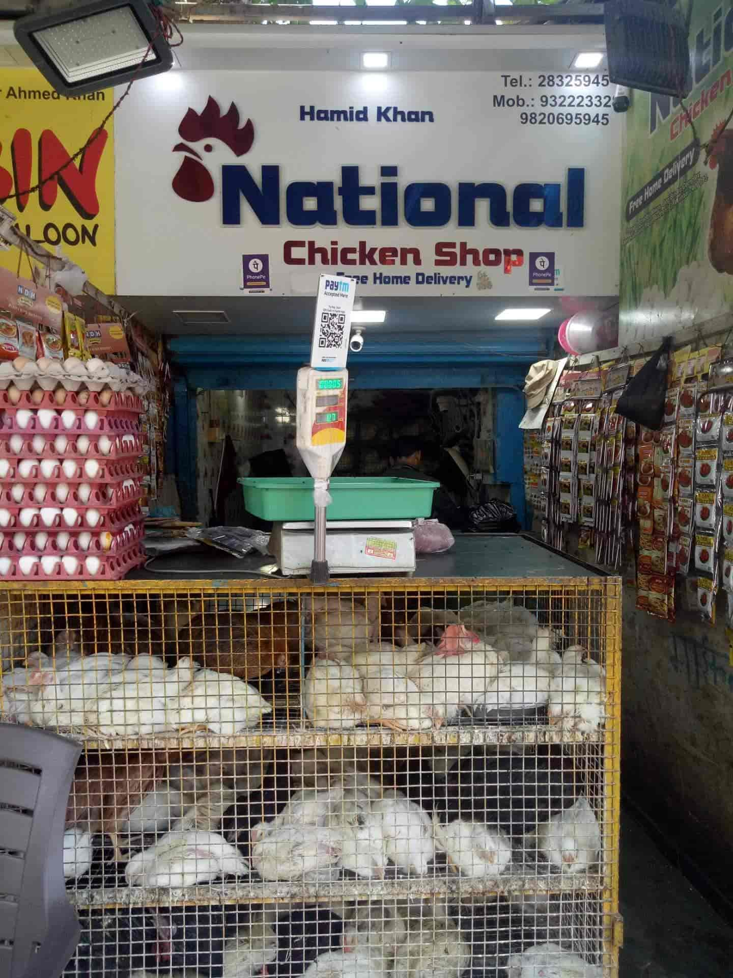 Top 100 Chicken Wholesalers in Mumbai - Best Raw Chicken
