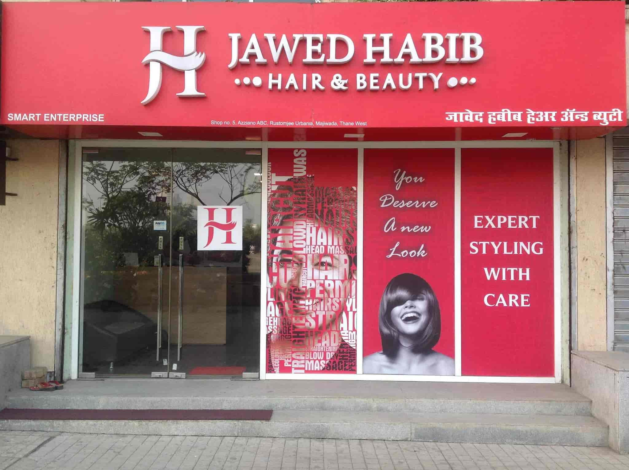 Jawed Habib Hair And Beauty Thane West Jawed Habeeb Hair And