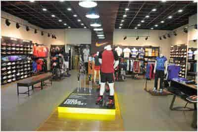 Find list of Nike Stores in Mumbai