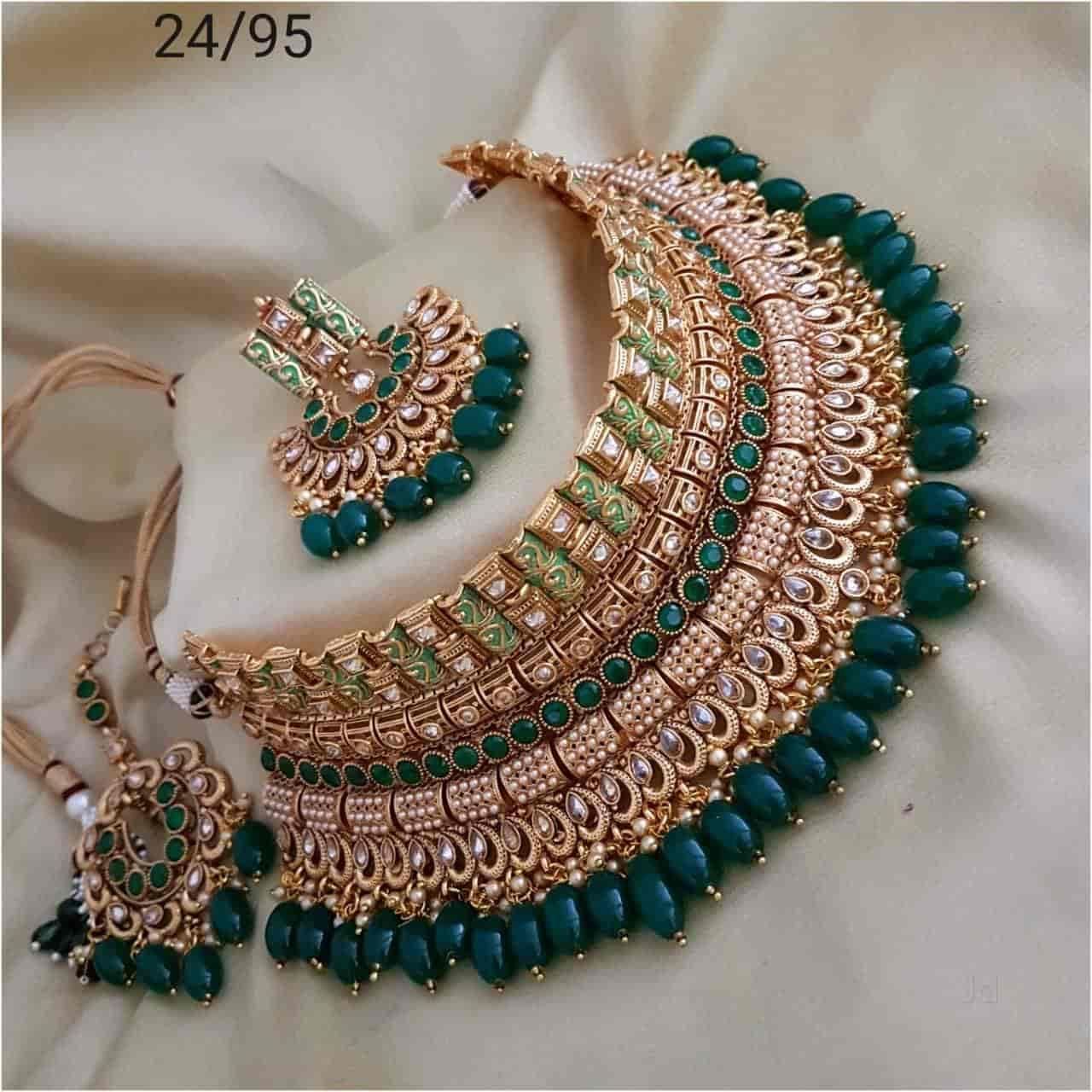 Top 100 Imitation Jewellery Manufacturers In Mumbai इम ट शन ज व लर मन फक चरर स म बई Best Artificial Jewellery Manufacturers Justdial