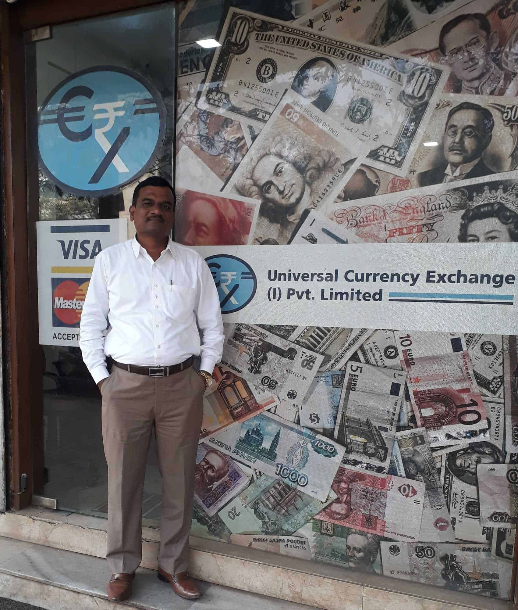 Front View Universal Currency Exchange India Pvt Ltd Photos Andheri East Mumbai